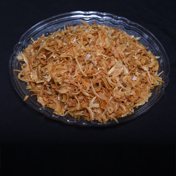 Dehydrated Fried Red Onion Flakes